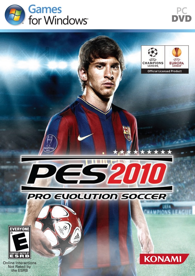 Pes 2010 pc games torrents.